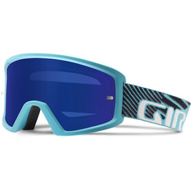 Giro Blok MTB goggles blauw/zwart